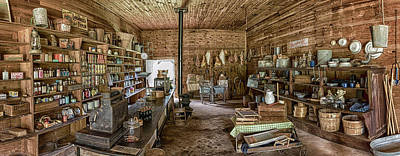 Carter Photograph - Carter Country Store - 3 by Stephen Stookey