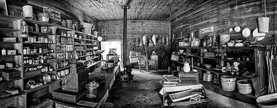 Carter Photograph - Carter Country Store by Stephen Stookey