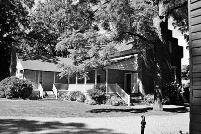 Franklin Tennessee Photograph - Carter Estate In Franklin by Peggy Leyva Conley