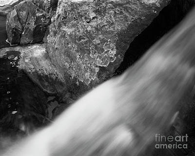 Photograph - Carter Falls 4 by Patrick M Lynch