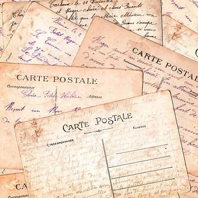 Cartes Postales Art Print