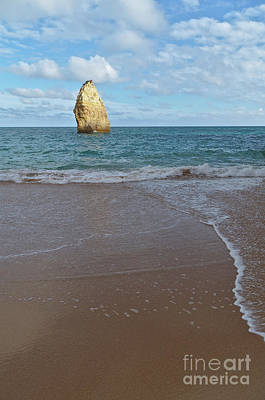 Photograph - Carvalho Beach In Algarve, Portugal by Angelo DeVal