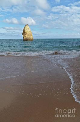 Photograph - Carvalho Beach In Algarve, Portugal by Angelo DeVal