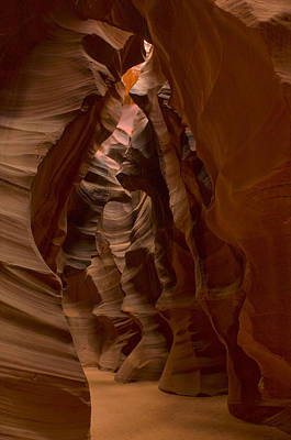 Photograph - Carved By Underground Rivers by Don Wolf