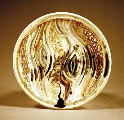 Carved Platter Original by Stephen Hawks