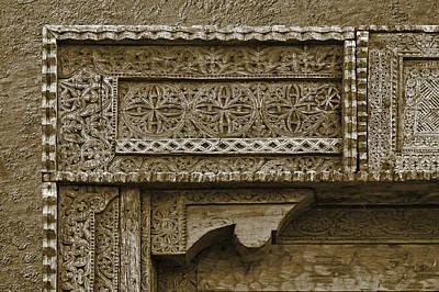 Photograph - Carving - 3 by Nikolyn McDonald
