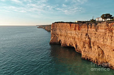 Photograph - Carvoeiro Cliffs by Angelo DeVal
