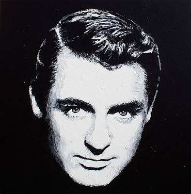Painting - Cary Grant by Havi