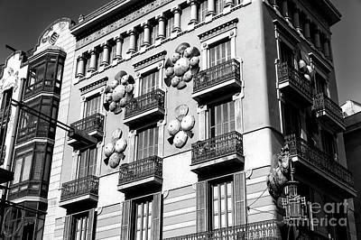 Photograph - Casa Bruno Cuadros by John Rizzuto