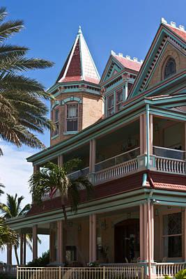 Photograph - Casa Cayo Hueso by Ed Gleichman