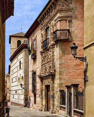 Photograph - Casa De Castril by Anthony Dezenzio