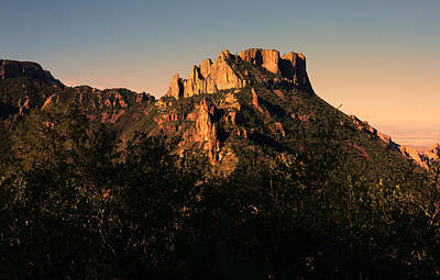 Giuseppe Cristiano Royalty Free Images - Casa Grande Peak 1 Royalty-Free Image by Judy Vincent