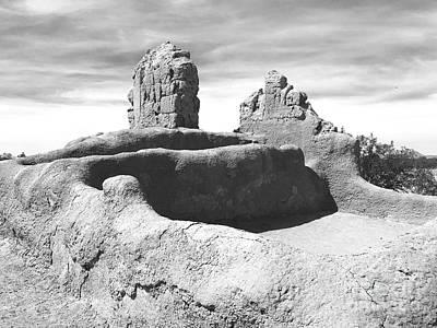 Photograph - Casa Grande Ruins by Sean Griffin