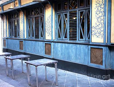 Photograph - Casa La Viuda Style by John Rizzuto