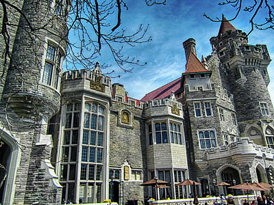 Photograph - Casa Loma Series 2 Y1 by Carlos Diaz