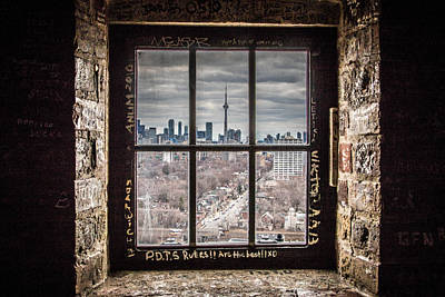 Photograph - Casa Loma View by Sara Frank