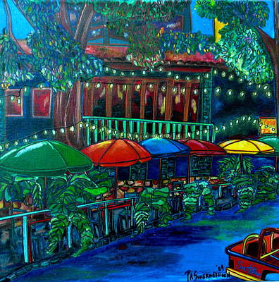 Painting - Casa Rio by Patti Schermerhorn