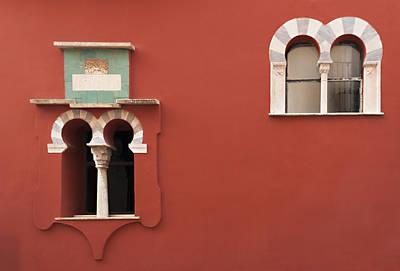 Photograph - Casa Rossa Di Capri by Silvia Bruno