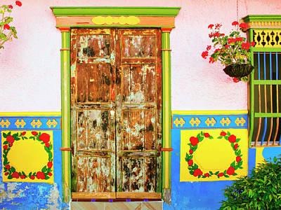 Photograph - Casa Vistoso by Dominic Piperata