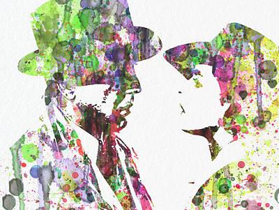Casablanca 2  Print by Naxart Studio