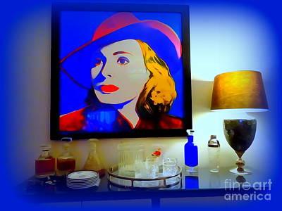 Digital Art - Casablanca Cocktails by Ed Weidman