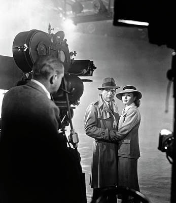 Casablanca Wall Art - Photograph - Casablanca Director's Cut  1942 by Daniel Hagerman