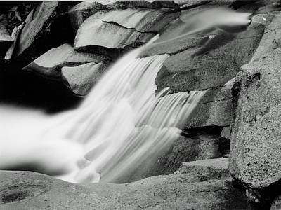 Art Print featuring the photograph Cascade 2 by Allan McConnell