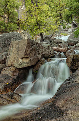 Photograph - Cascade 2 by Jonathan Nguyen
