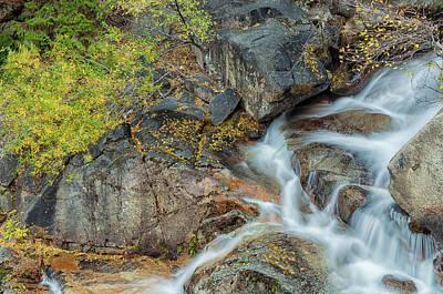 Photograph - Cascade 4 by Jonathan Nguyen