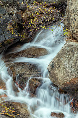 Photograph - Cascade 5 by Jonathan Nguyen