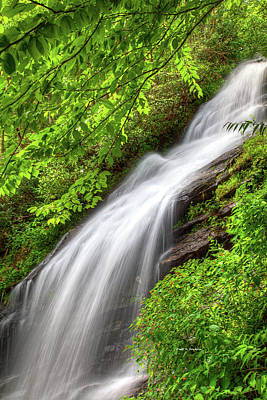 Photograph - Cascade Cool by Dale R Carlson