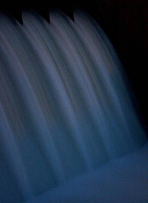 Photograph - Cascade De Azure by David Dunham