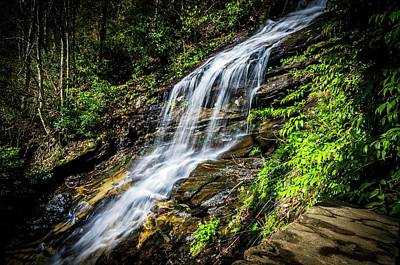 Photograph - Cascade Falls by Dutch Ducharme