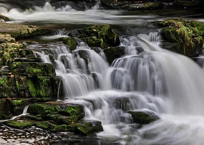 Nantahala Photograph - Cascade by Greg Mimbs