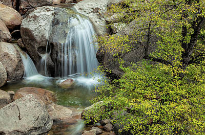 Photograph - Cascade by Jonathan Nguyen