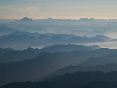 Photograph - Cascade Smoke by John Clark