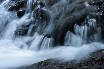 Photograph - Cascades Cascades by Robert Potts