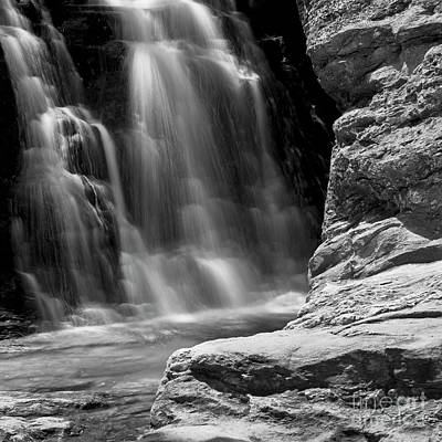 Photograph - Cascading by Patrick M Lynch