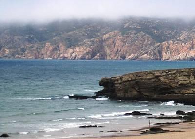 Photograph - Cascais Beach V Portugal by John Shiron