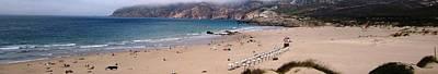 Photograph - Cascais Beach Vi Portugal by John Shiron