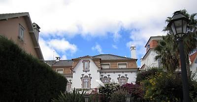 Photograph - Cascais Designer House Portugal by John Shiron