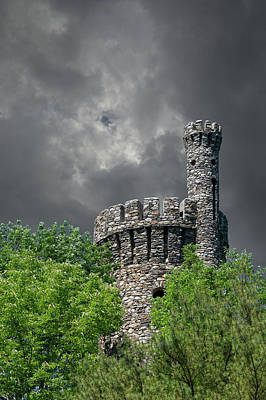 Photograph - Casco Castle by Guy Whiteley
