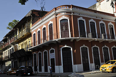 Photograph - Casco Viejo 4 by Andrew Dinh