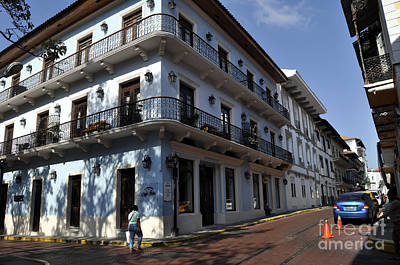 Photograph - Casco Viejo 6 by Andrew Dinh