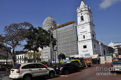 Photograph - Casco Viejo 7 by Andrew Dinh