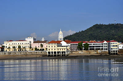 Photograph - Casco Viejo  by Andrew Dinh