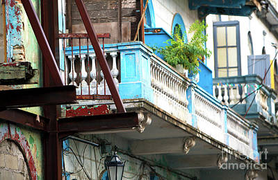 Photograph - Casco Viejo Colors by John Rizzuto