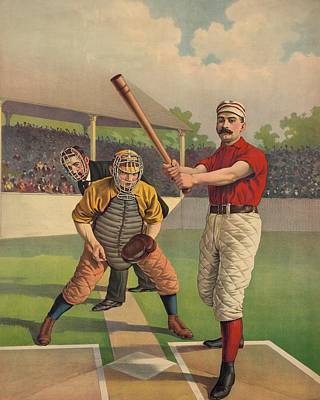 Mixed Media - Casey At The Bat by Movie Poster Prints