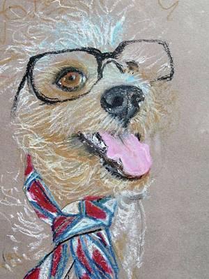 Pastel - Fritz by Terri Ana Stokes