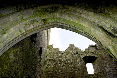 Photograph - Cashel Arches by Charlie and Norma Brock